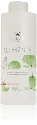 Wella 4973167977033 Pflegespülung, 1er Pack (1 x 1 g) (Wella Elements Shampoo)