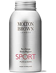 MOLTON BROWN Re-Charge Black Pepper Sport Muscle Soak 300g