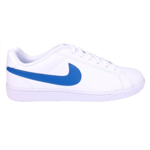 hot sale online a3bfe c4aa3 Nike Court Majestic Leather - Zapatillas para hombre, color blanco / azul, talla  41
