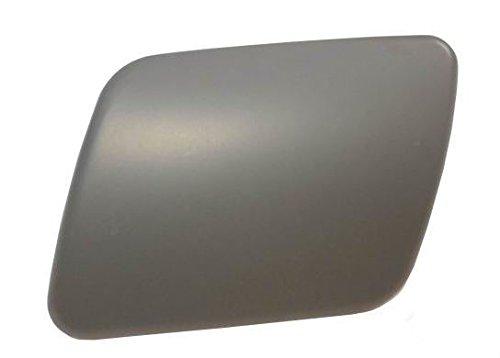 myshopx A4 Abdeckkappe Blende für Scheinwerferwaschanlage Waschdüse Stoßstange Kappe Links