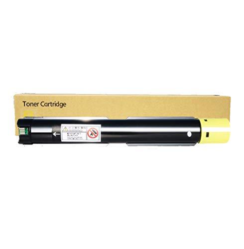 GYBN Bleifreier Farbtoner mit Chip, für Fuji Xerox sc2020-Toner DocuCentre SC2020DA / CPS-Laserdruckertoner, SC2022-Farb-Digital-A4-Druckkopie-Multifunktions-Pulverbox-yellow