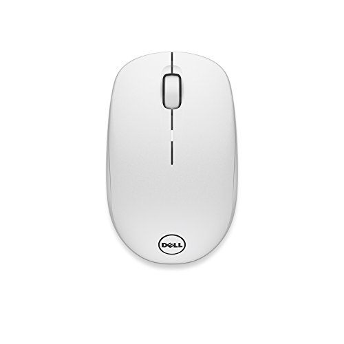 Dell 570-AAQG WM126 Wireless-Maus weiß - Computer Dell Maus