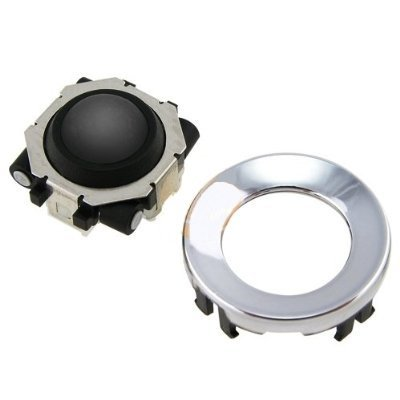 Black Trackball for Blackberry Tour 9630 Curve 8900 by BlackBerry - 9630 Blackberry