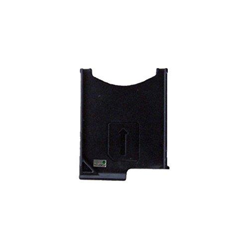 2 x FONFON SIM Card Karten Halter Schlitten Tray Adapter Holder für Sony Xperia Z L36 H c6603 Schwarz (Sony Xperia Z L36h Zubehör)