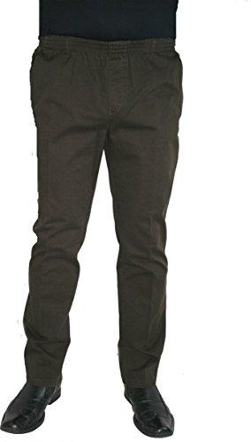Luigi Morini -  Jeans  - straight - Basic - Uomo marrone 30