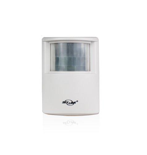 skylinkhome id-318Wireless wasserabweisend Motion Sensor Licht Aktiviert automatisch Energieeinsparung Transmitter für Innen und Außenbereich Hausautomation (Skylink Remote Wireless)