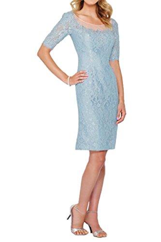 Promgirl House - Robe - Crayon - Femme Bleu - Bleu clair