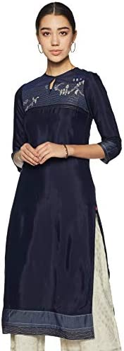 W for Woman Women's Rayon straight K