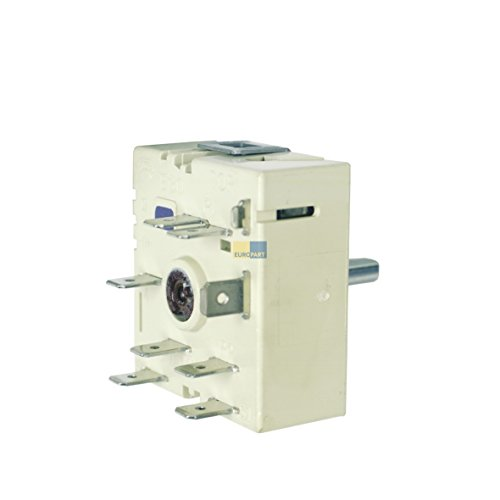 ORIGINAL Kochplattenschalter Energieregler Schalter Regler Herd Kochplatte EGO 50.57071.010 Electrolux AEG 315078824