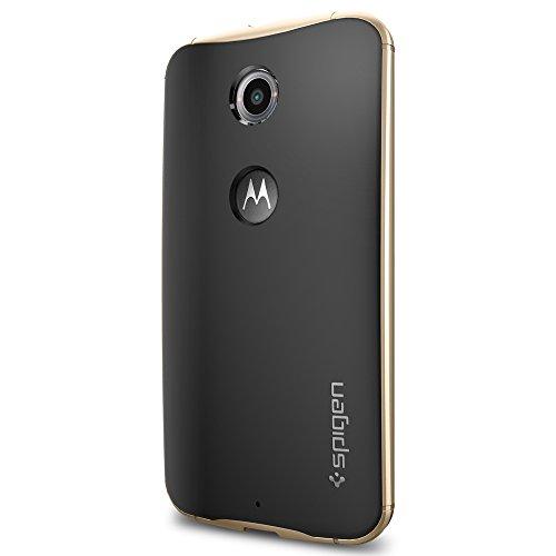 Spigen Nexus 6 Case Neo Hybrid Champagne Gold SGP11242