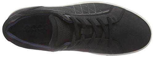 Ecco ECCO ENNIO, Basket homme Noir (Black 02001)