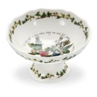 the-holly-ivy-scalloped-dish-multi-colour-14-cm