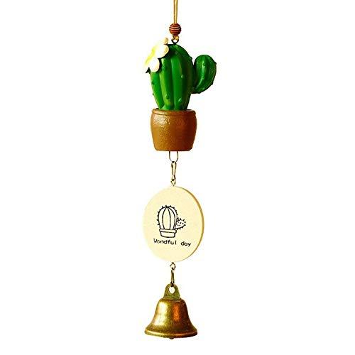 Yichener Mini simulacion Resina suculentas Cactus
