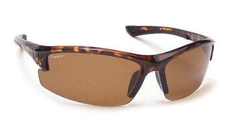 Coyote Eyewear Polar Lite Gletscher Polarisierte Sport Sonnenbrille, Unisex, türkis