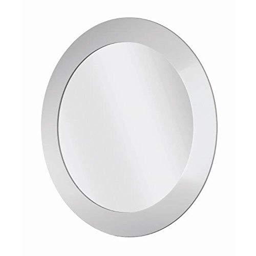 Blue Canyon de baño Redondo Espejo de Pared Blanco 40cm de diámetro