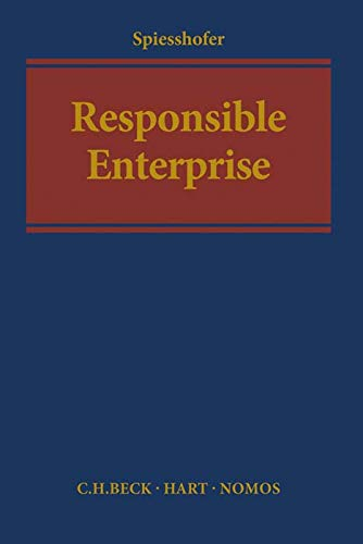 Responsible Enterprise: The emergence of a global economic order