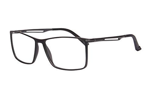 Shinu tr90 telaio multipla progressiva messa a fuoco occhiali da lettura multifocus occhiali multifocali computer occhiali da lettura flessibile cerniera con alluminio temple-sh025