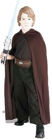 Anakin Skywalker Kostüm mit Maske und Laserschwert für Kinder