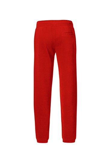 Maratus Herren Bio Jogginghose Sweatpants Fair Wear Rot