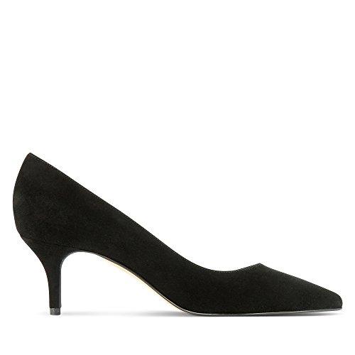 Evita Shoes Damen Pump Pumps Schwarz