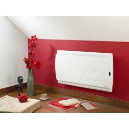 Thermor - Radiateur electrique equateur horizontal a inertie maitrisee 1500 watts blanc 482051