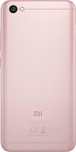 Xiaomi Redmi Note 5A 16G pantalla 5.5'' [Versión Española] Rosa