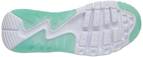 Nike Wmns Air Max 90 Ultra Breathe, Scarpe da Ginnastica Donna Bianco