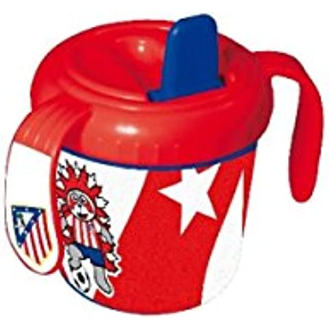 Seva Import Atlético Madrid 711325 - Taza, color blanco / rojo / azul