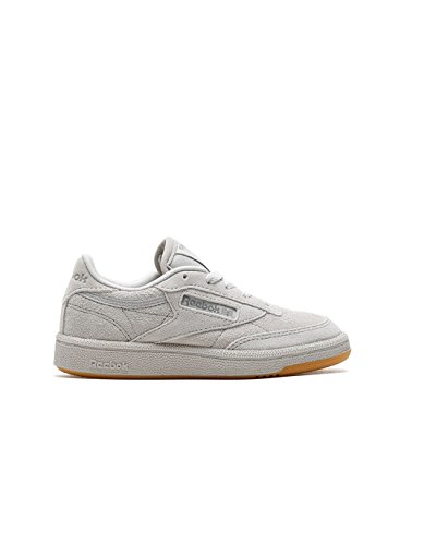 REEBOK Damen Schuhe CLUB C 85 TG BD4562 gelb US 10,5 (Reebok Basketball Kid Schuhe)