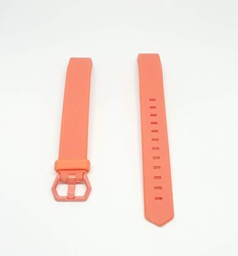 Iloft Add-on Strap for Boltt Beat Fitness Activity Tracker (Orange)
