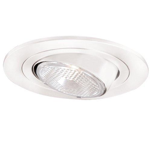 Halo 996P Einbauleuchte PAR20, 10,2 cm, Weiß mit weißem Auge - Cooper Beleuchtung Einbauleuchten