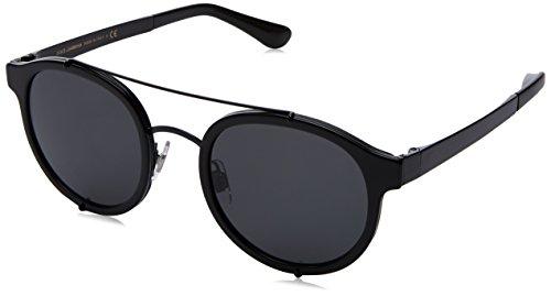 Dolce & Gabbana Herren 0DG2184 501/87 50 Sonnenbrille, Schwarz (Black/Grey)
