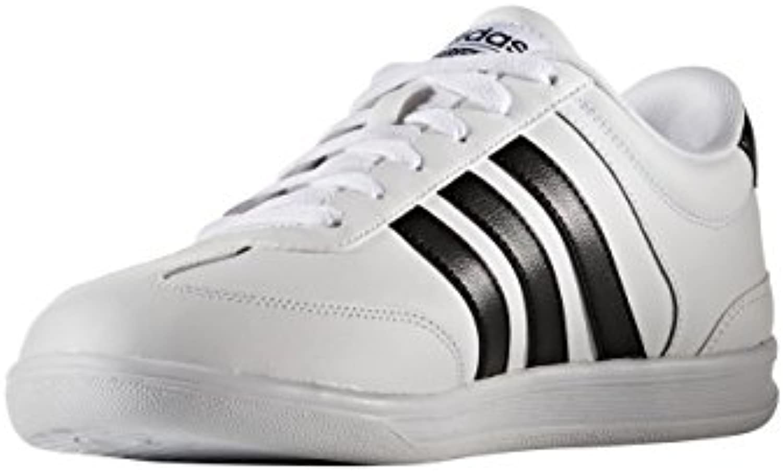 adidas CROSS COURT - Zapatillas deportivas para Hombre, Blanco - (FTWBLA/NEGBAS/NEGBAS) 49 1/3