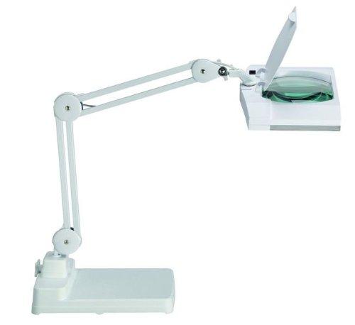 Preisvergleich Produktbild Lupenleuchte MAULvitrum, mit Standfuß