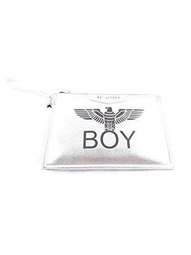 Pochette BLA85 Boy London S81 MainApps Argento Ofertas Baratas Ver Descuento Venta Últimas Colecciones zSqKedBAON