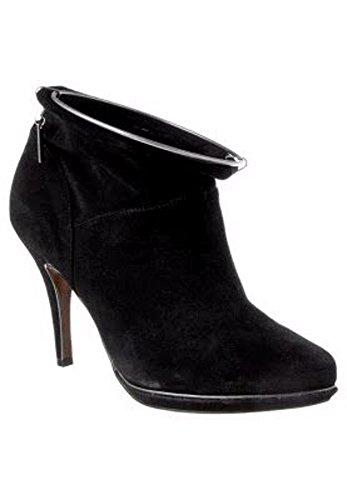 Diesel Stiletto Heels Betty Boots Nero