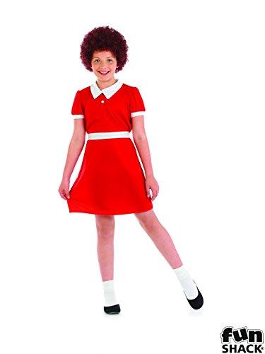 Waisenmädchen - Kinder (Annie Kostüme Kind)