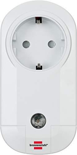 Brennenstuhl Funkschalt-Set RC CE1 4001 (4er Funksteckdosen Set Innenbereich, mit Handsender und Kindersicherung) weiß - 2