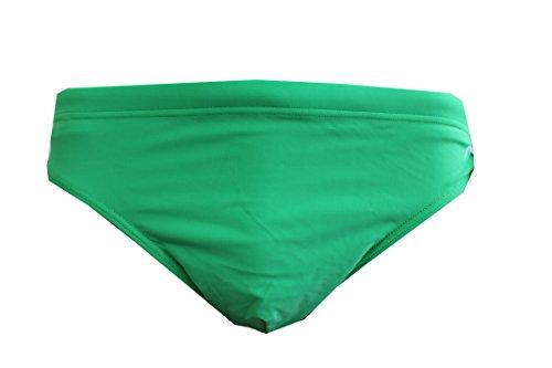 Blue Wave Maillot Slip Vert Freeze vert