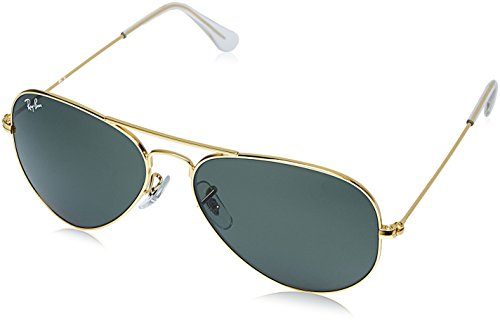 Ray-Ban Gradient Aviator Men\'s Sunglasses (15|55 millimeters|Multi-Coloured)