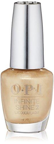 OPI Infinite Shine Nail Polish, Enter the Golden Era, 15ml