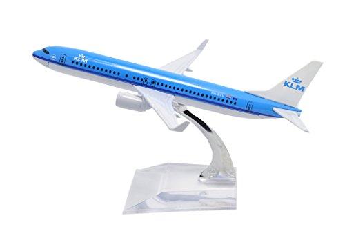 tang-dynastytm-1400-16cm-boeing-b777-klm-metal-airplane-model-plane-toy-plane-model