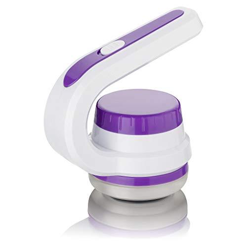 Sebson levapelucchi batteria, rimuovi pelucchi di lanugine per diversi tessuti e grandi superfici, portatile, viola, lint remover
