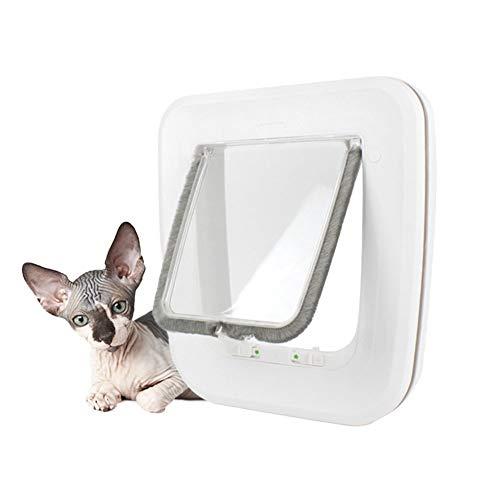 Perro Gato Gatito Puerta Puerta Aleta Seguridad ABS
