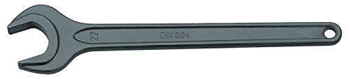 GEDORE 894 46 (6577000) Einmaulschlüssel, Maulstellung 15°, 46 mm
