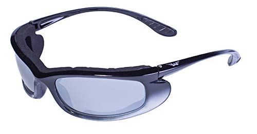 Global Vision Eyewear Schatten Sonnenbrille, Flash Mirror