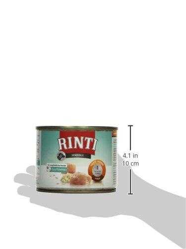 Rinti Hundefutter Sensible Huhn & Reis 185 g, 12er Pack (12 x 185 g) - 4