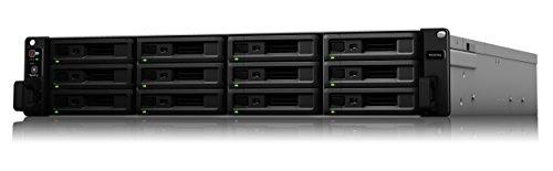 Synology RS3618XS - Almacenamiento Rack Conectado