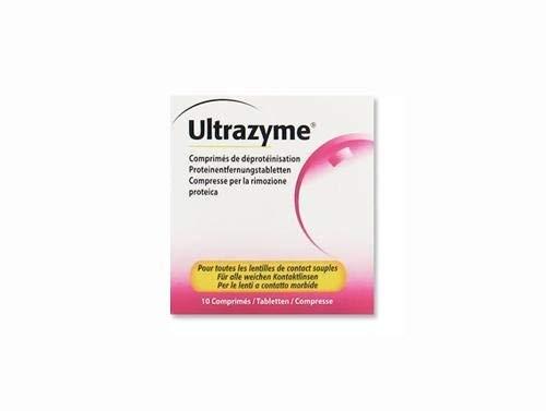 Ultrazyne Protein-Entferner, 10 St