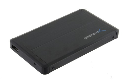 Sabrent Recinto disco duro externo SATA USB 2.0 2,5